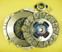 Nissan Pick Up D22 - 2.5TD - TD25 (1998-11/2001) - Clutch Kit (3 Pcs)